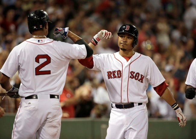2017 Boston Red Sox Schedule