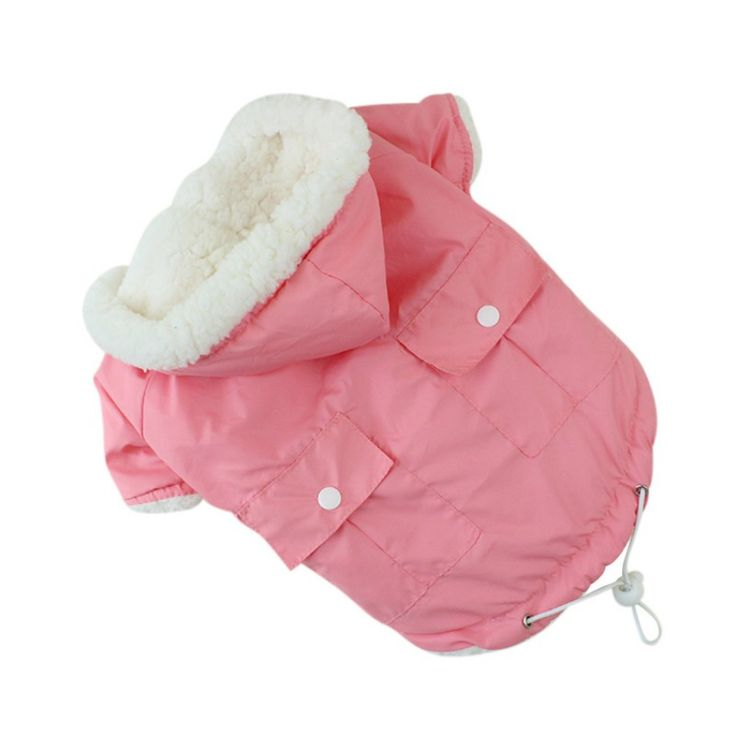 Pet Dog Clothes for Small Dogs Waterproof Fabric Dog Coat Thickening Dog Jacket Super Warm Snow Coat Clothing For Pet Chihuahua. Yesterday's price: US $5.43 (4.49 EUR). Today's price: US $4.40 (3.64 EUR). Discount: 19%.