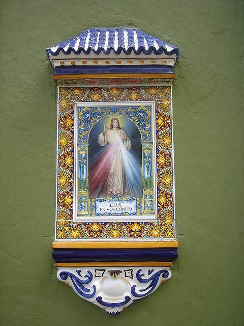Old San Juan  Salmo 123:3 Misericordia, Señor, misericordia, que estamos saciados de desprecios...