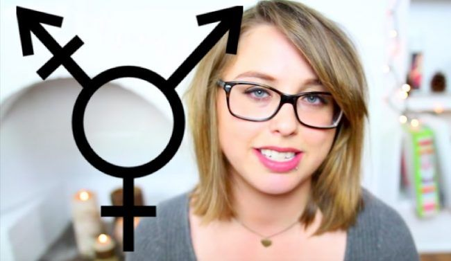 Laci Green Does a Really Good TERF Impression