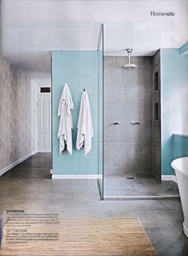 9 best master bedroom images on pinterest bathrooms for Living etc bathroom ideas