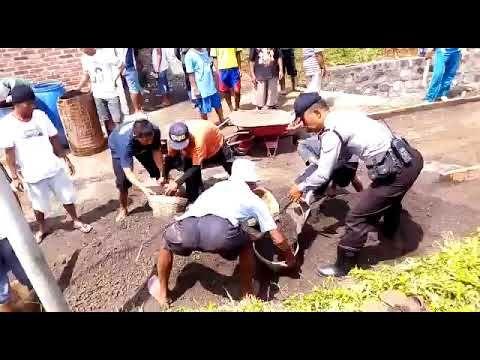 Aiptu Suparyan, Bhabinkamtibmas Desa Banyuwangi Yang Selalu Ada di Tenga...