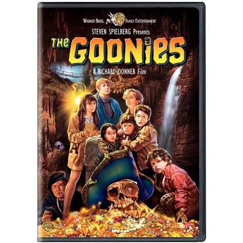 """The Goonies (1985): Pretty sure everyone my age loved this one.  My favorite character was """"Data"""" with his gadgets."""
