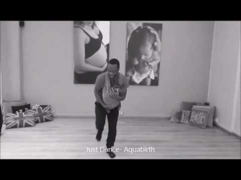 """Ανοιχτό μάθημα """"Just Dance- χορεύοντας με το μωρό μου""""AquaBirth"""