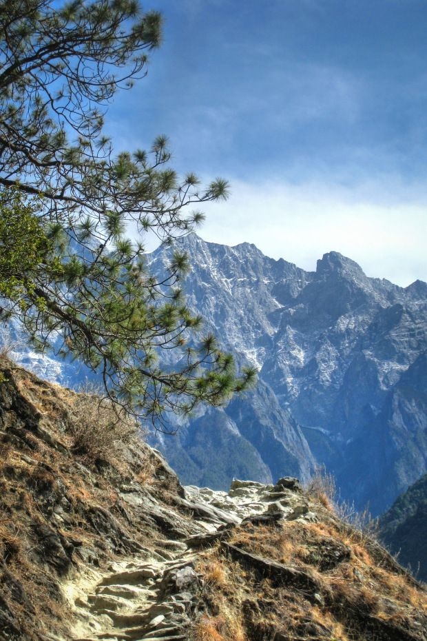 Tiger Leaping Gorge: Trekking Through the Mountains of Southwestern China