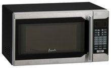 Avanti - 0.7 Cu. Ft. Compact Microwave - Stainless Steel (Silver)