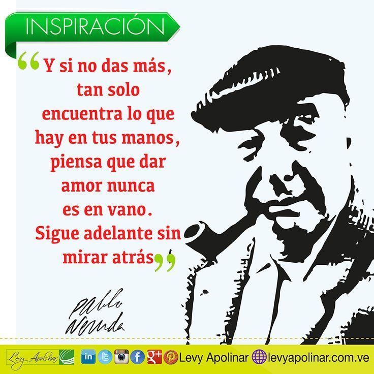 Feliz día!!! Que mejor comienzo que inspirados en el gran poeta de América Pablo Neruda... #levyapolinar #disenografico #graphidesign #logo #afiche #catalogo #inspiracion #montevideo #montevideo #me #revista #follow #fotodeldia