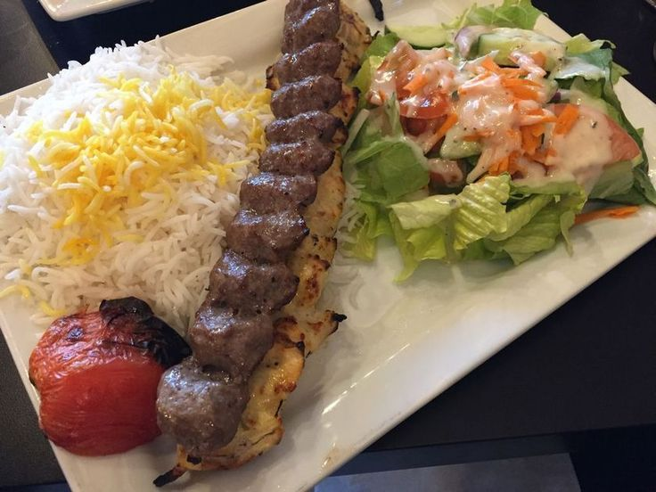 Dining Out: Persis Grill serves tasty and abundant Iranian dishes in Orléans