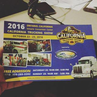 #californiatruckingshow photo on Instagram - Poup