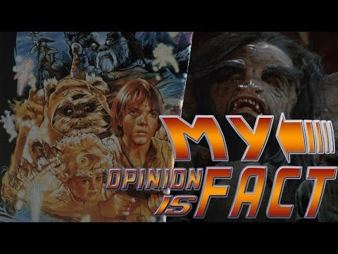 Caravan of Courage: An Ewok Adventure | Movie Review - My Opinion is Fact - YouTube