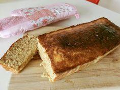 ドイツのチーズふすまパン