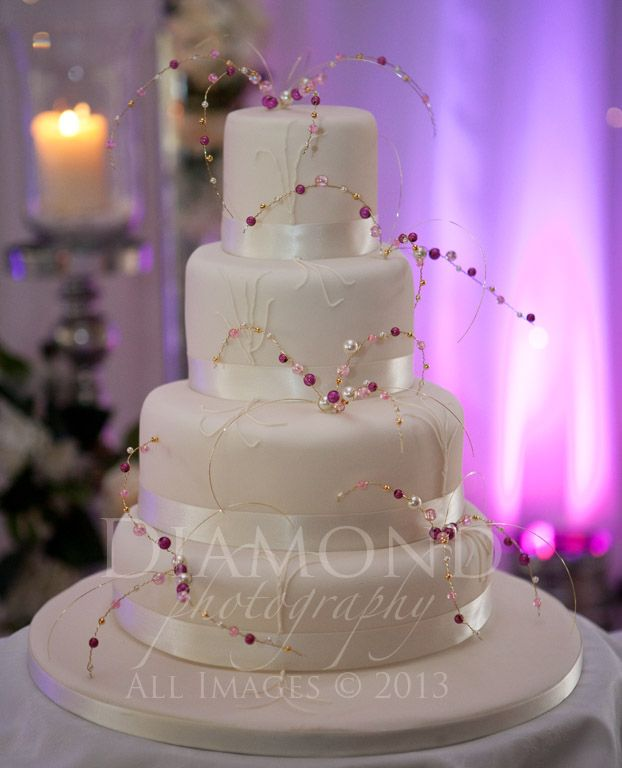 Wedding Cake - Cakes Unlimited - Enniscorthy
