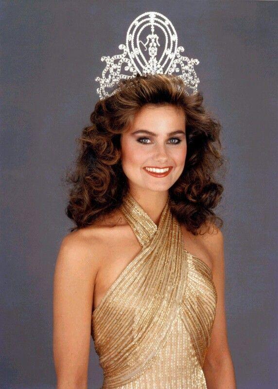 Miss Universe 1982 from Canada Karen Baldwin