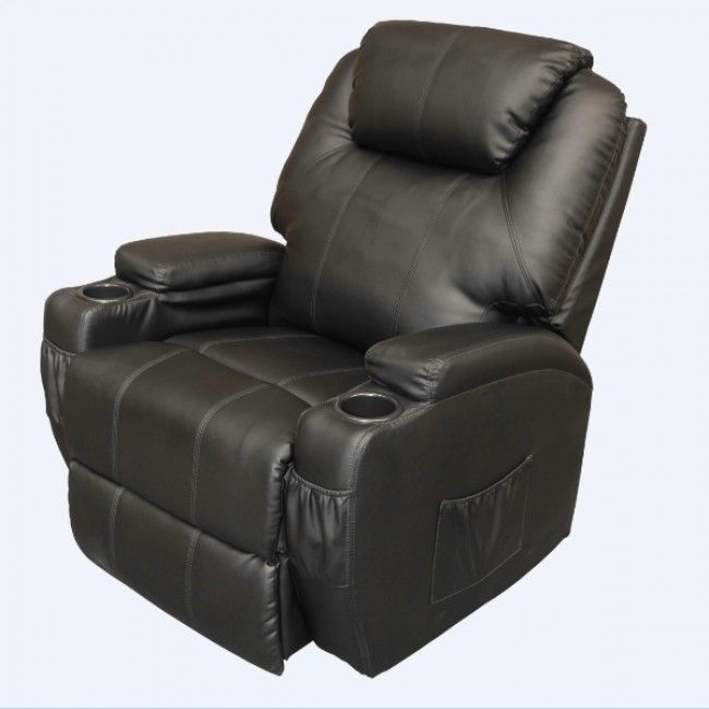 Monza Leather Reclining Chair //.simplelifemobility.co.uk/ : recliner chairs for disabled - islam-shia.org