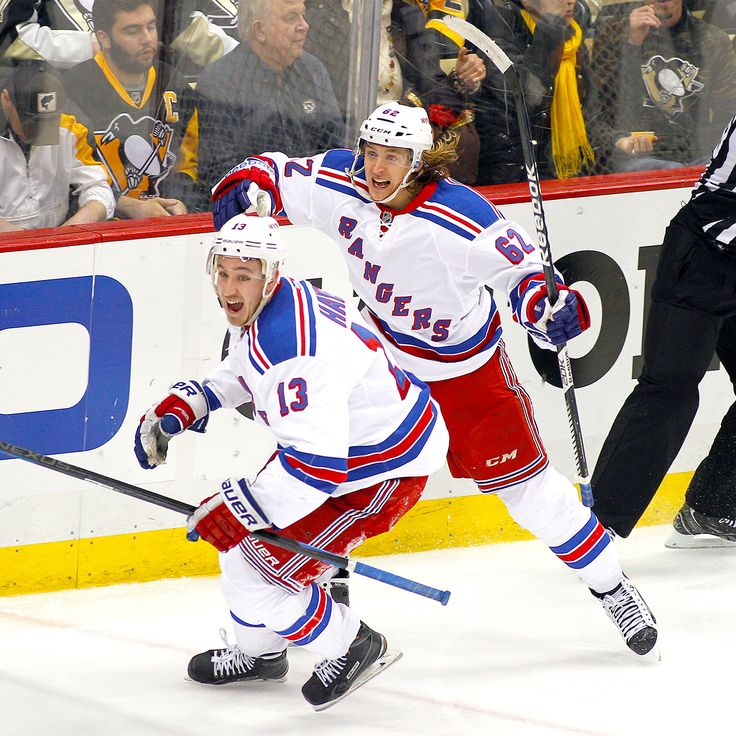 Rangers add another block to the foundation with Game 4 OT win