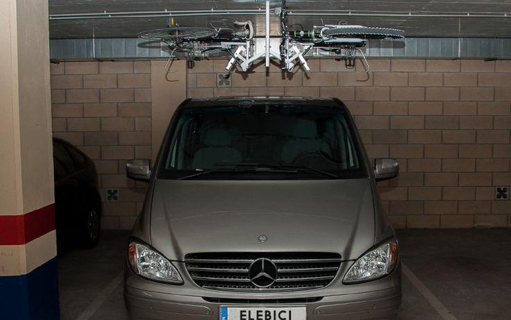 Elebici T2 - Almacenamiento de dos bicicletas