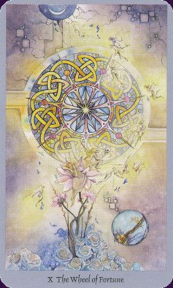The images are gorgeous. Another one for the wishlist.  Description:The ShadowScapes Tarot is a Tarot deck from artist Stephanie Pui-Mun Law, with watercolour Tarot imagery in her unique flowing yet detailed style.