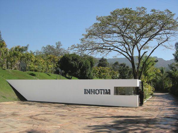 Centro de Arte Contemporânea Inhotim, Brumadinho, Minas Gerais, Brasil - Roberto Burle Marx, Luiz Carlos Orsini & Pedro Nehring
