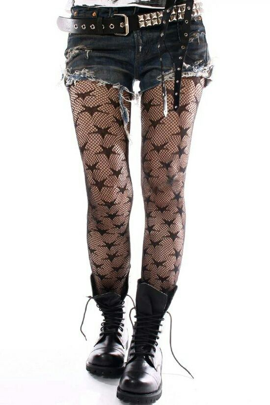 21 best images about punk sub culture on pinterest for Fish net leggings
