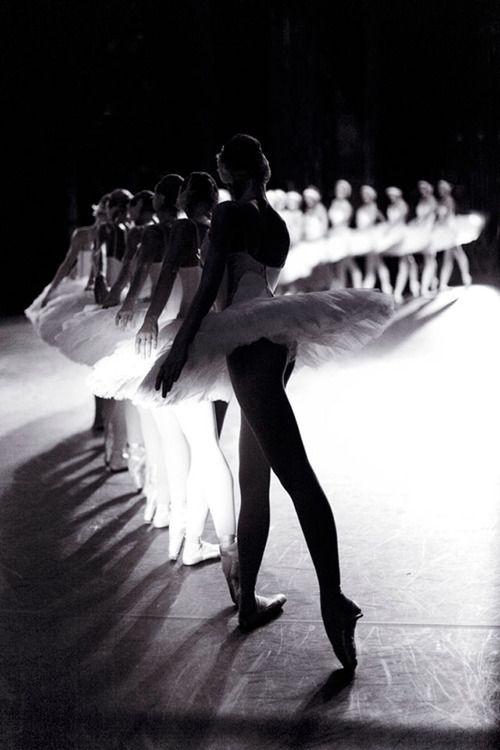 Corps de ballet. Beautiful