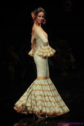 Образец и моды платье поделки canastero flamenco.Tema 120