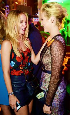 Brittany Snow And Anna Camp 125 best images...