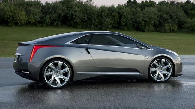 Cadillac CTS Coupe. I love this car!
