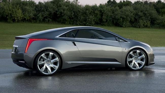Cadillac, 2013