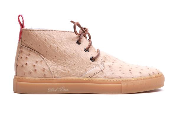 Del Toro Ostrich Skin Chukka Sneaker #TSAMFW #8 http://losperrosnobailan.blogspot.com/2013/04/these-shoes-are-made-for-walking-8.html?spref=tw