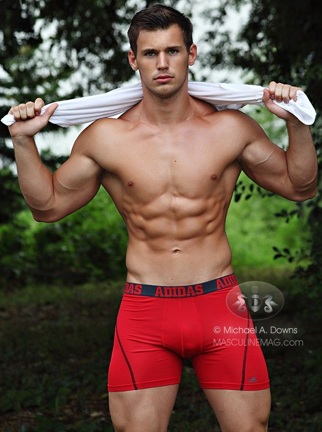 Dominic Draney | Hot Men (