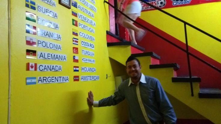 Hostal Casa Anita Guadalajara www.casaanita.com.mx Teléfono +52.33.38250405 7 habitaciones dobles 5 baños: 200 pesos por persona