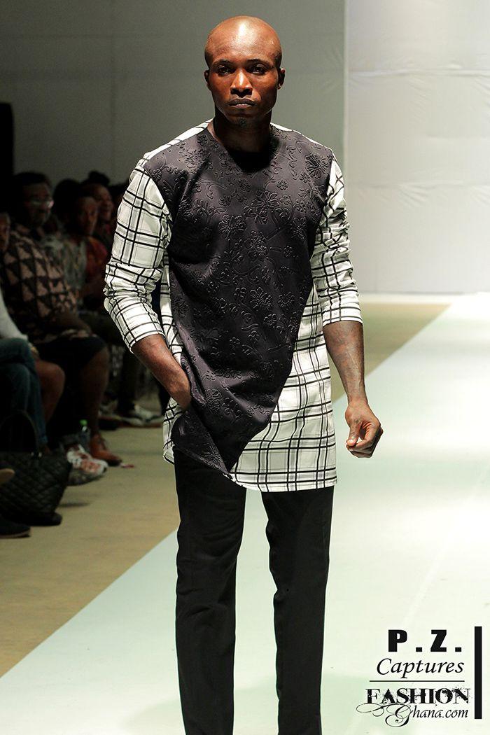 Adji Style Accra Mens Fashion Week 2016 Menswear Trends Tendencias Moda Hombre Ankara