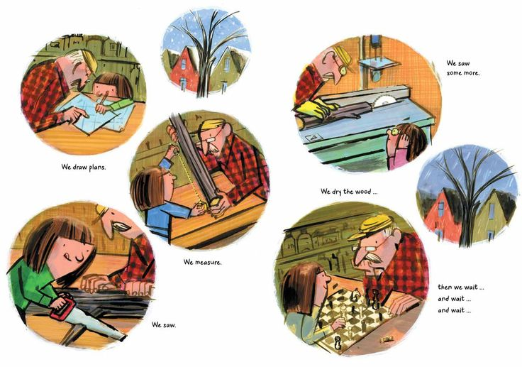 In these picture books, grandparents (and grandparent figures) show children how to take in the world around them.