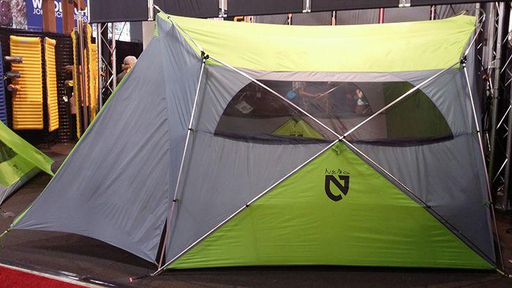 NEMO Equipment Wagontop 4p Tent Car Camping Camping
