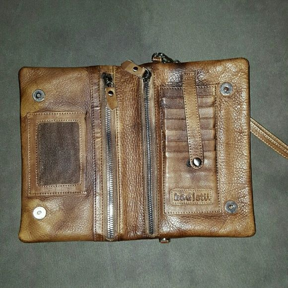 Bedstu leather wallet Like new condition bedstu Bags Wallets