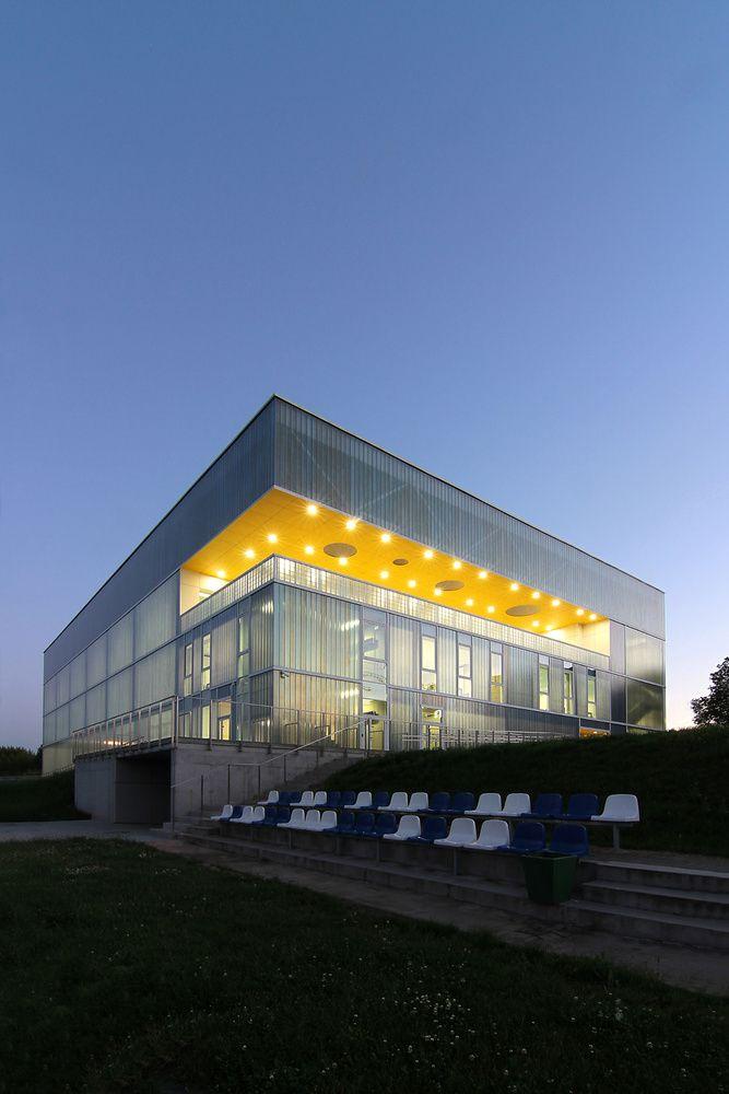 Gallery of Sports Hall in Poznan / Neostudio Architekci - 8