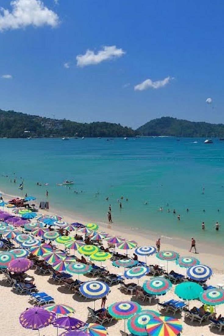 It's Always Sunny In Phuket, But When's The Best Time To ...