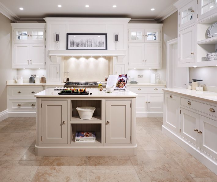 Sorrel & Comfrey Summerville Kitchen - Bespoke Kitchens - Tom Howley