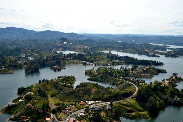 Turismo de paz en Colombia - Oriente de Antioquia