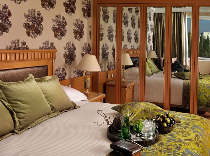 Bedroom of Executive Suite #DivaniCaravel
