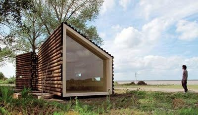 "Relaxshacks.com: ""EIGHT great tiny homes/micro-houses"" (A Mother Earth News Gallery)"