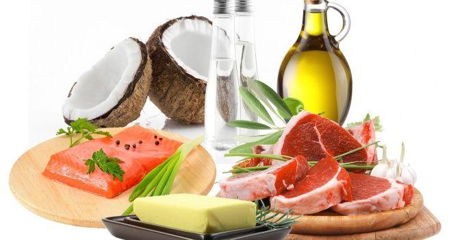Кетонна диета ( кето диета, диета на Аткинс )