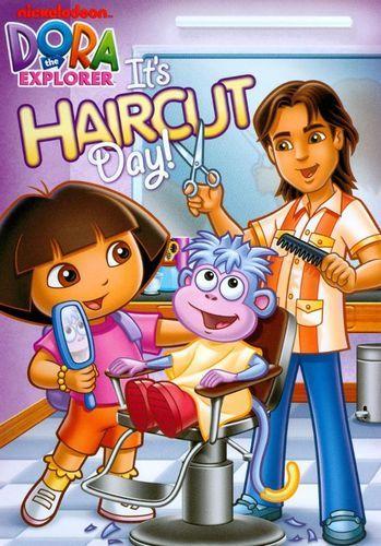 Dora the Explorer: It's Haircut Day [DVD]