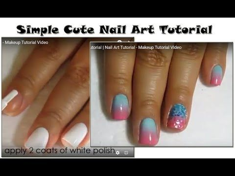 Simple Nail Art Tutorial | Makeup Tutorial Channel... See More Here : http://goo.gl/jDA1dc  Hope Your Enjoy! ..... Like, Share, Comment & Subscribe Us!  More Makeup Tutorial Channel videos ... Click Here: https://www.youtube.com/channel/UC3SbRN6zFEgCdnKHZj28B4w  #nailart #nailarttutorial #nailarttutorialvideo