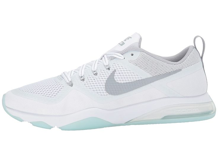 Nike Zoom Fitness Reflect Training Women's Shoes White/Reflect Silver/Glacier Blue