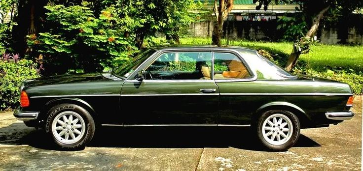 Mercedes Benz W123 280CE 1979