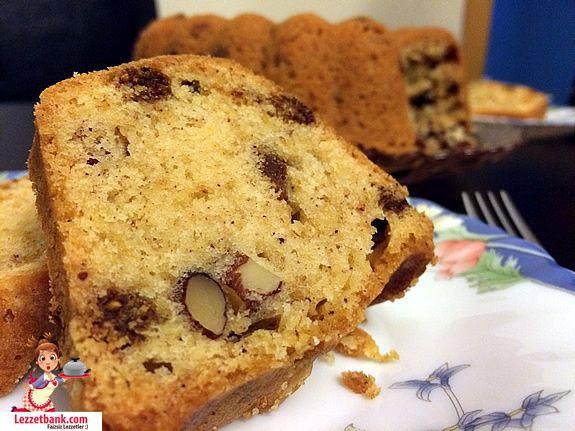 Kuru Dutlu Bademli Kek nasıl yapılır? Birbirinden güzel ve lezzetli kek tarifleri için sayfamızı ziyaret edin.
