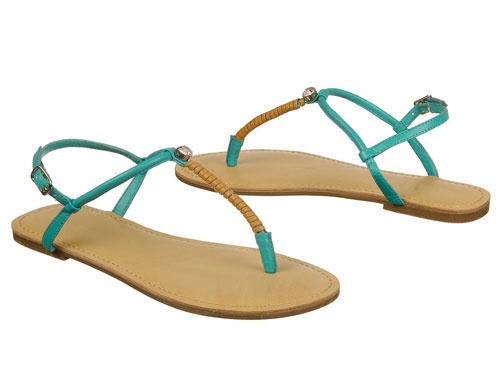 Summer Beach Accessories - Summer Sandals, Scarves, Shades, and Jewelry for Beach - Seventeen