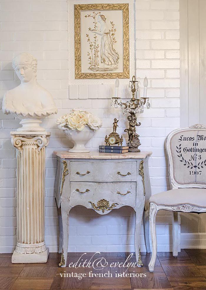 Simple French Decor Ideas French Country Fridays French Style