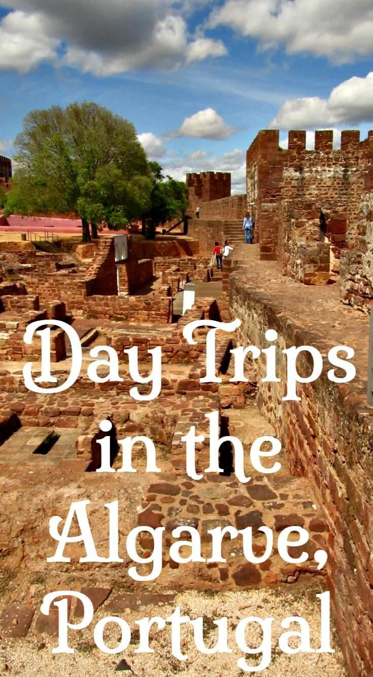 Day trips in the Algarve. Fishing and surfing towns, forests, thermal waters, traditional villages in the hills and more. Clikc to find out why Sagres, Monchique, Silves and Alte are worth a visit when in this part of Portugal.